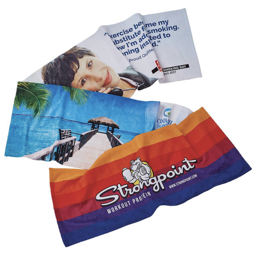 Sublimated Gym Towel