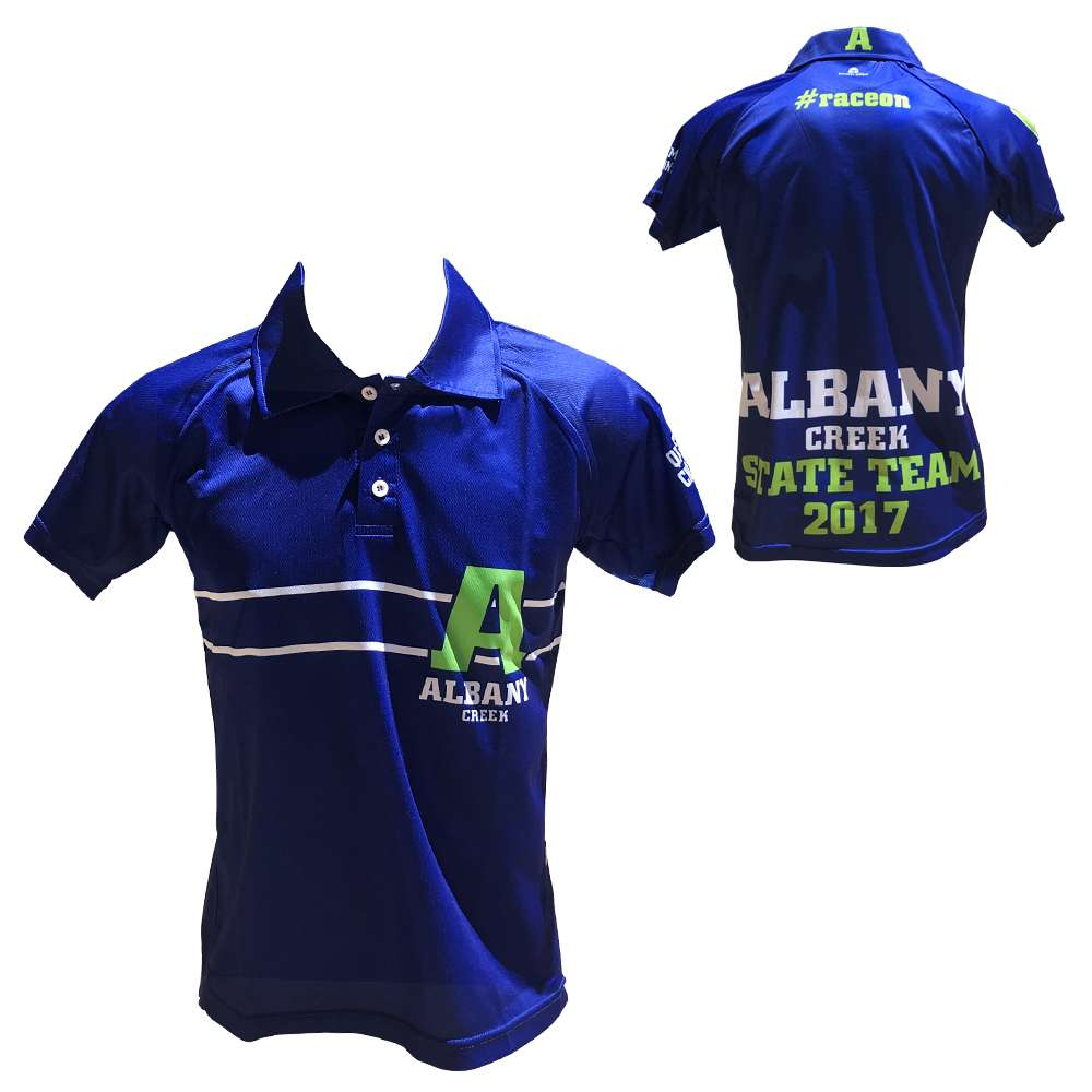 custom polo shirt merchandise swimming
