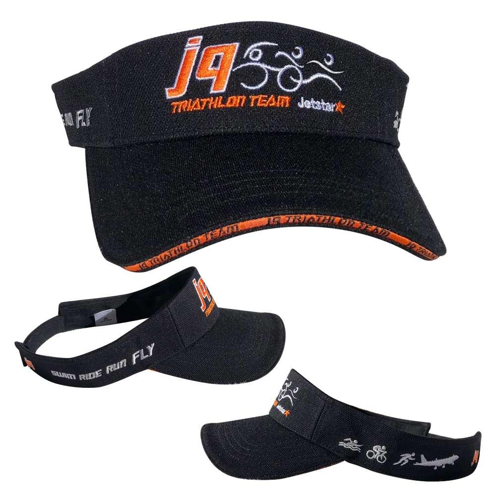 JQ Triathlon Visor