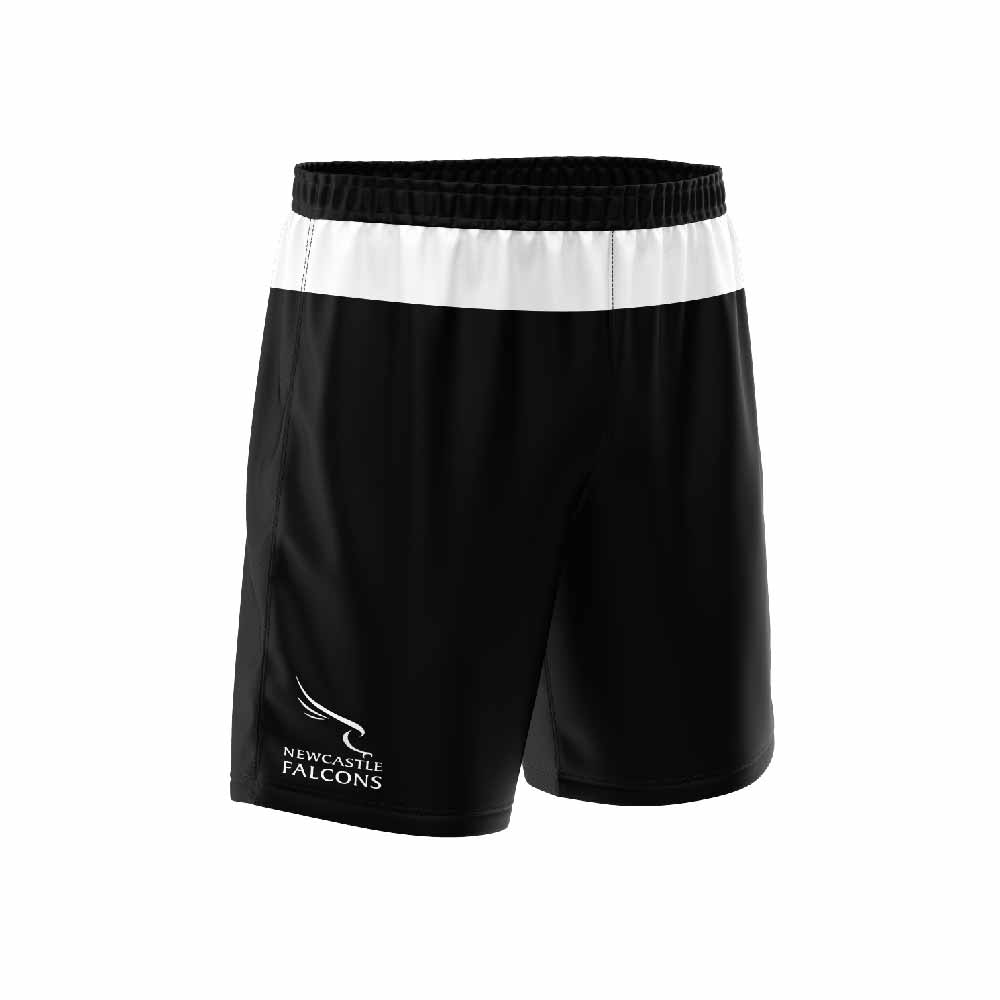 Rugby Shorts Black-01