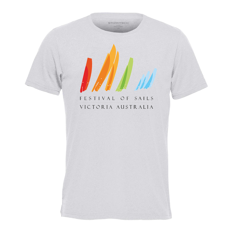 Festival of sails Mens Tee_front1