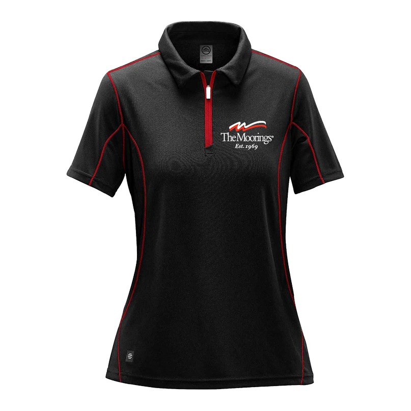 The Mooring Womens Polo_front